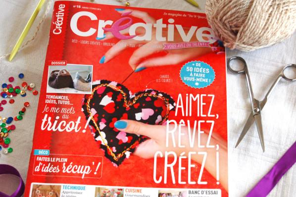 Créative Magazine // Numéro 15 // Janvier-Février 2014