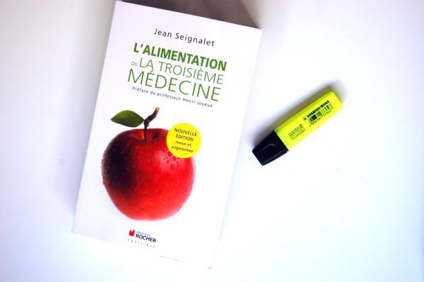 L'alimentation ou la 3ème Médecine / Dr Jean Seignalet / Régime hypotoxique / Régime ancestral