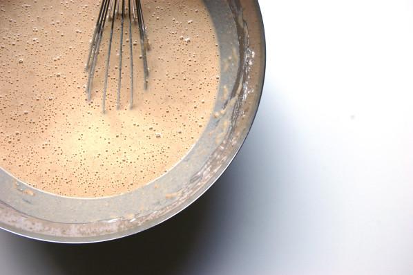Pancakes sans gluten, sans lait, sans sucre raffiné - Régime hypotoxique Dr Seignalet
