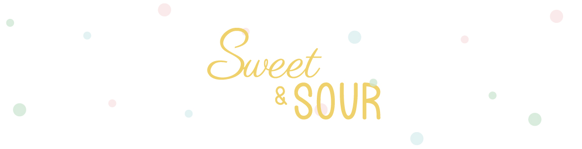 Sweet & Sour | Healthy & Happy Living