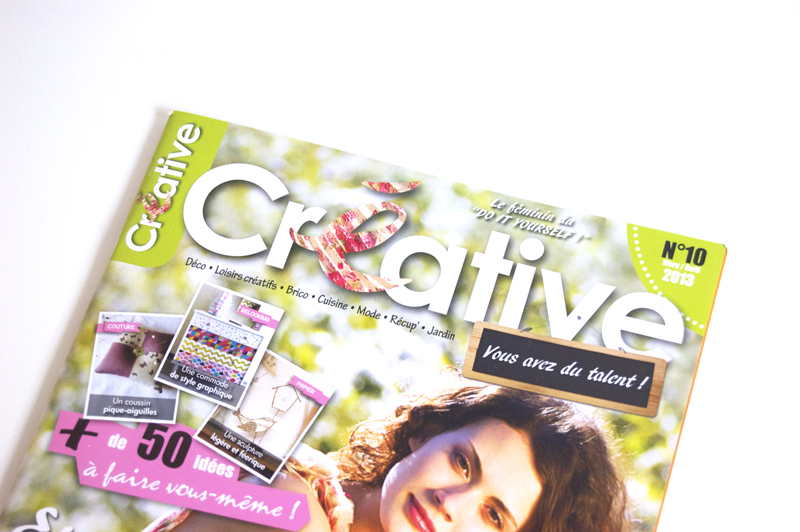Creative Magazine - Oh my Blog! Summer Party