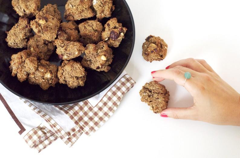 biscuits vegan et sans gluten aux noisettes sweet sour healthy happy living. Black Bedroom Furniture Sets. Home Design Ideas