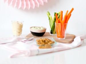 Un apéro raw, vegan et gluten-free, c'est possible !