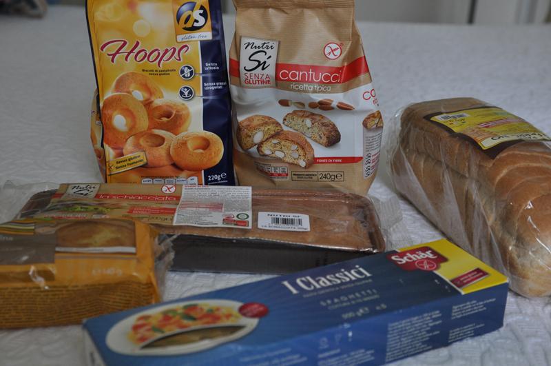 Italie sans gluten