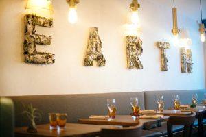 Sense Eat : restaurant italien végétarien