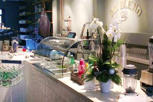 Dr Blend : juice bar Amsterdam