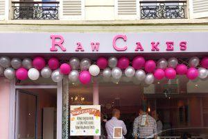RawCakes : la 1ère pâtisserie crue et vegan de Paris