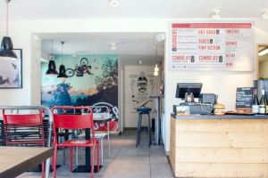 The Roster : Lifestyle burgers à Annecy
