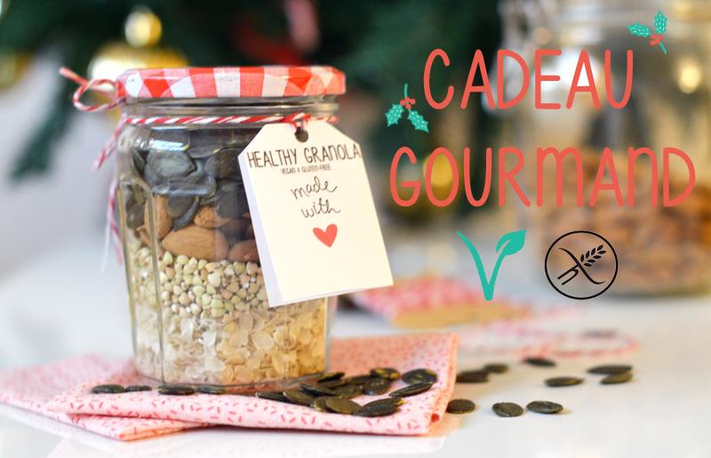 Cadeau Gourmand Kit Granola Homemade Vegan Sans Gluten