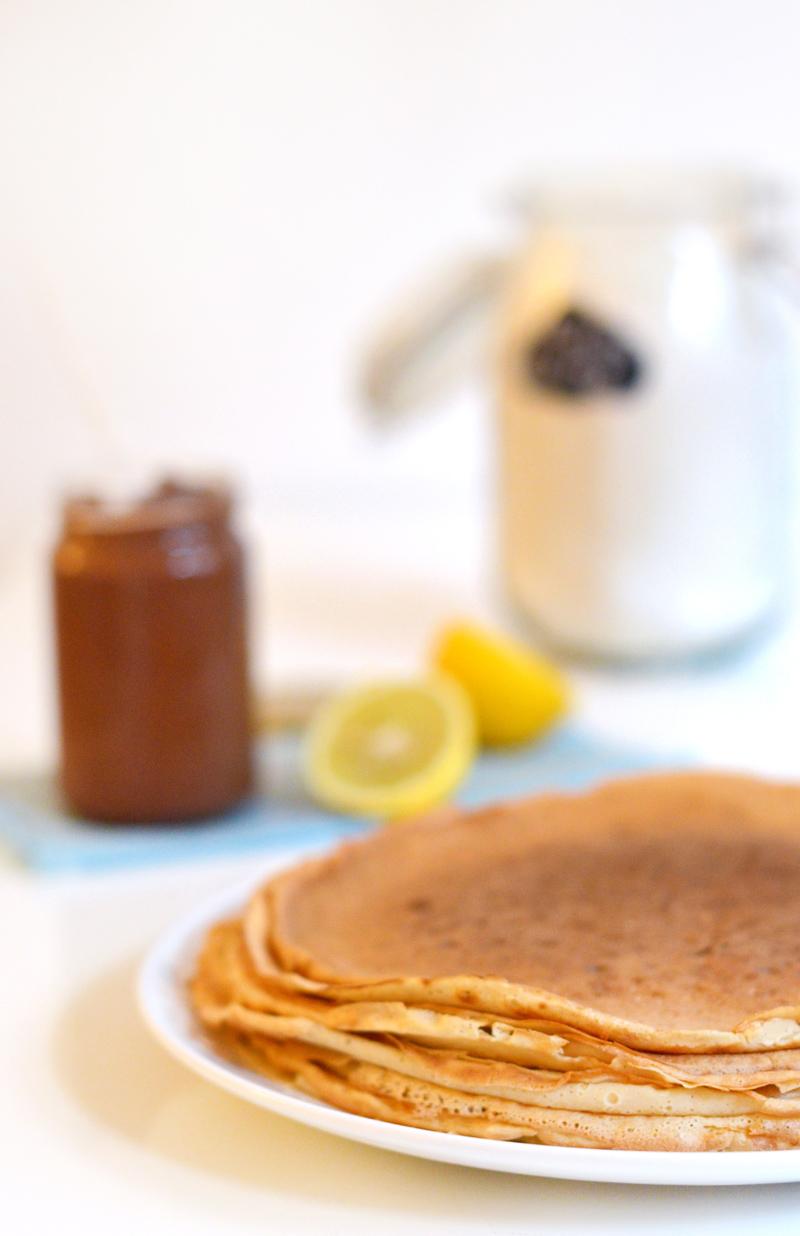 P te cr pes sans gluten et sans lait sweet sour healthy happy living - Crepe party tefal recette ...