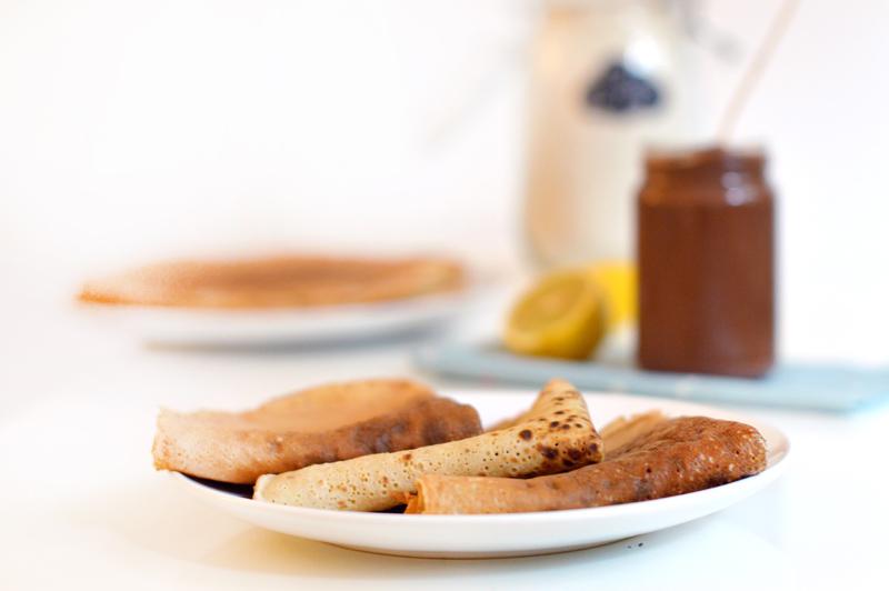 Crêpe Party : recette de crêpes sans gluten et sans lait pour la chandeleur
