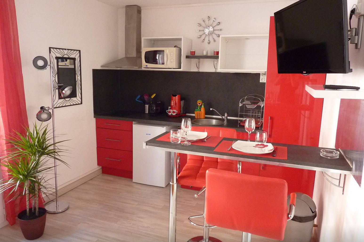 appartement Airbnb à Toulouse centre