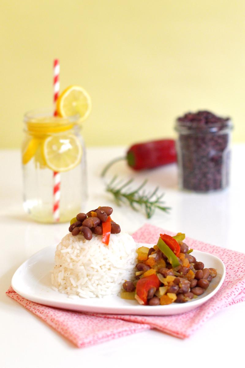 chili sin carne : chili végétarien