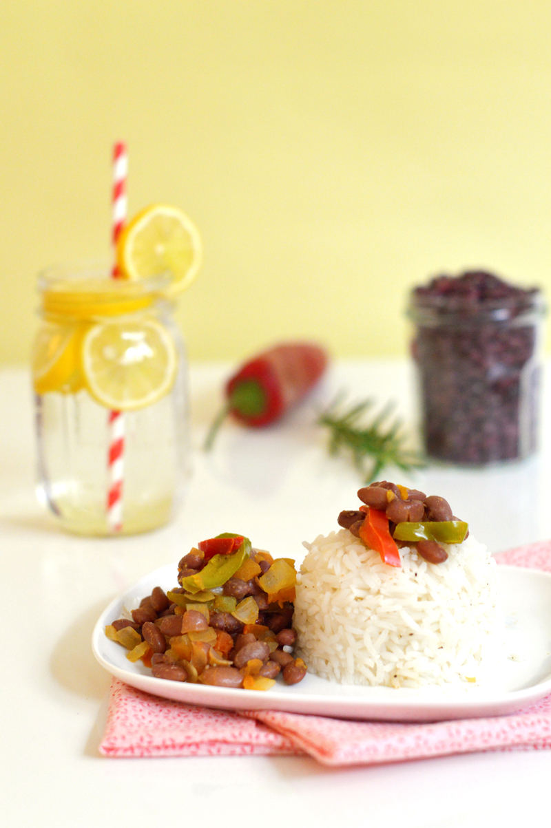 Chili sin carne chili v g tarien sweet sour healthy happy living - Chili con carne vegetarien ...