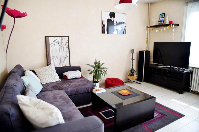 Appartement Airbnb à louer à Annecy, près du lac