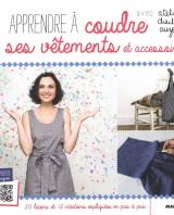Apprendre à coudre ses vêtements et accessoires Charlotte Auzou
