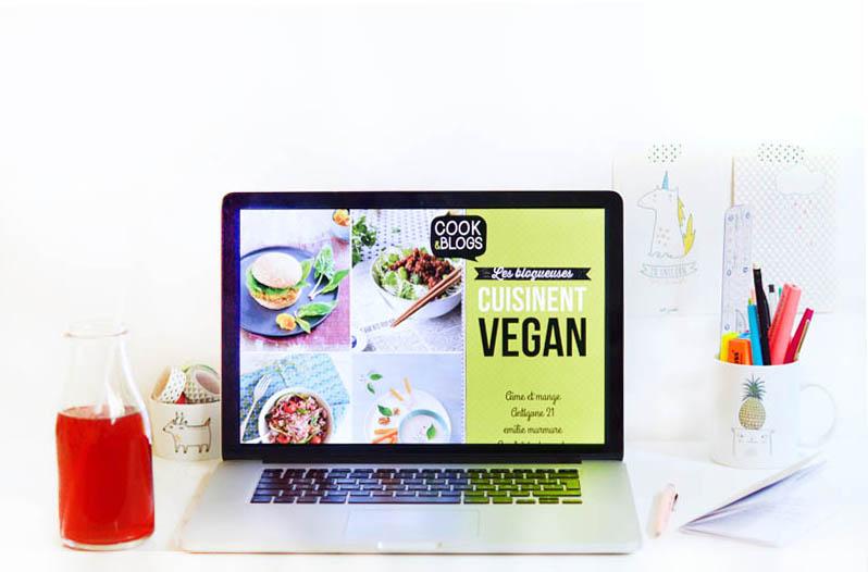 Cook & Blogs : les blogueuses cuisinent vegan aux éditions larousse