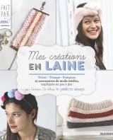 Mes créations en laine Vanessa De Abreu des Gambettes Sauvages