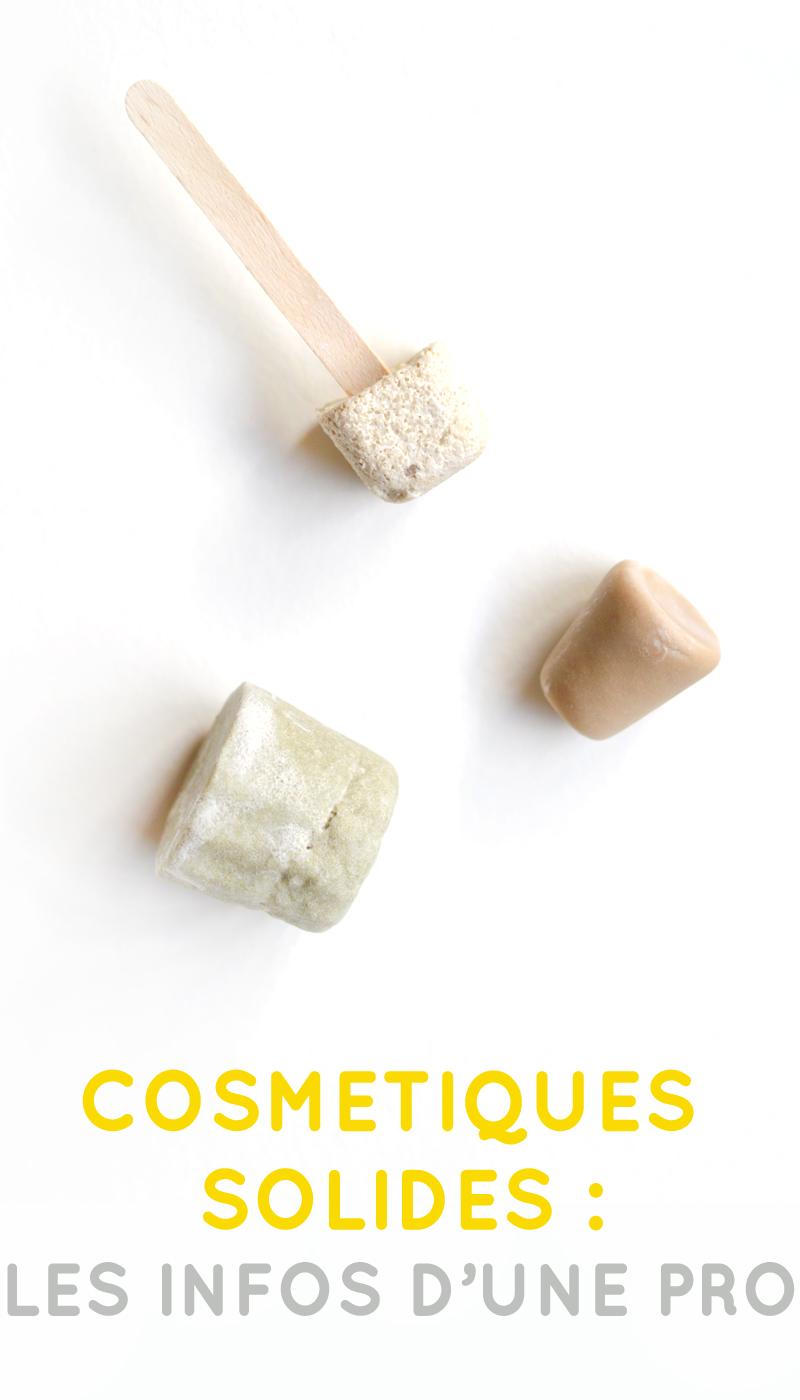 Cosmétiques solides : les infos d'une pro - interview de Laetitia créatrice de Lamazuna