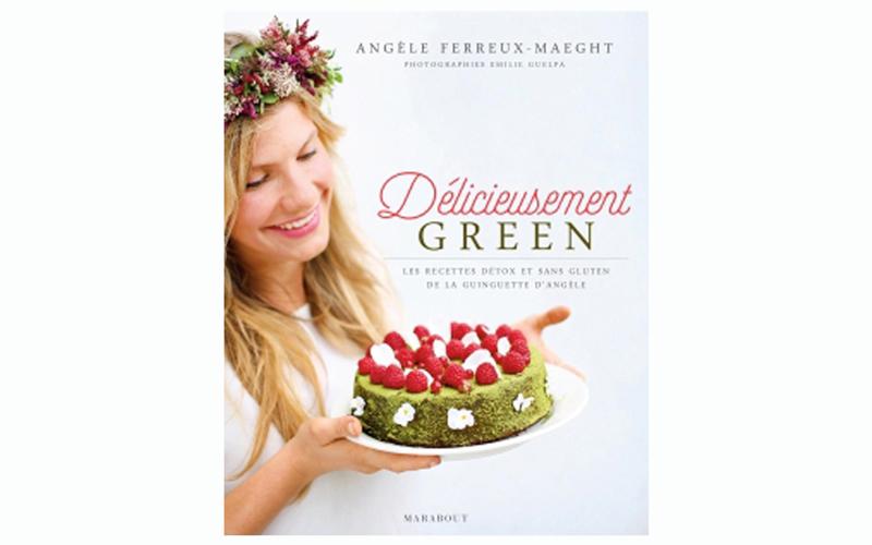 Livre Délicieusement Green