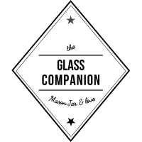 The Glass Companion : mason jars