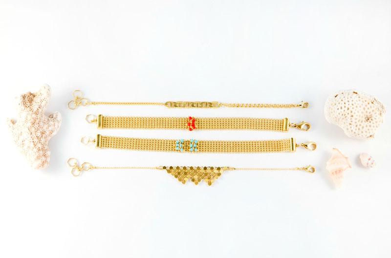 Bracelets et manchettes MaiMai Bijoux