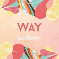 Way Custom : t-shirts et accessoires