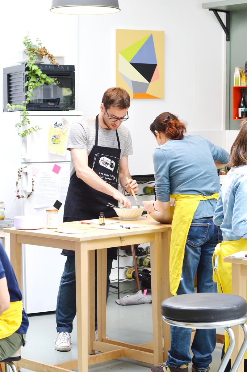 Atelier Super Naturelle : cours de pâtisserie vegan et sans gluten avec Ona Maiocco