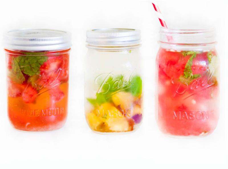 Tout savoir sur la detox water + recettes avec Charline du blog Godiche