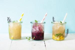 10 boissons fraiches et healthy à siroter tout l'été !