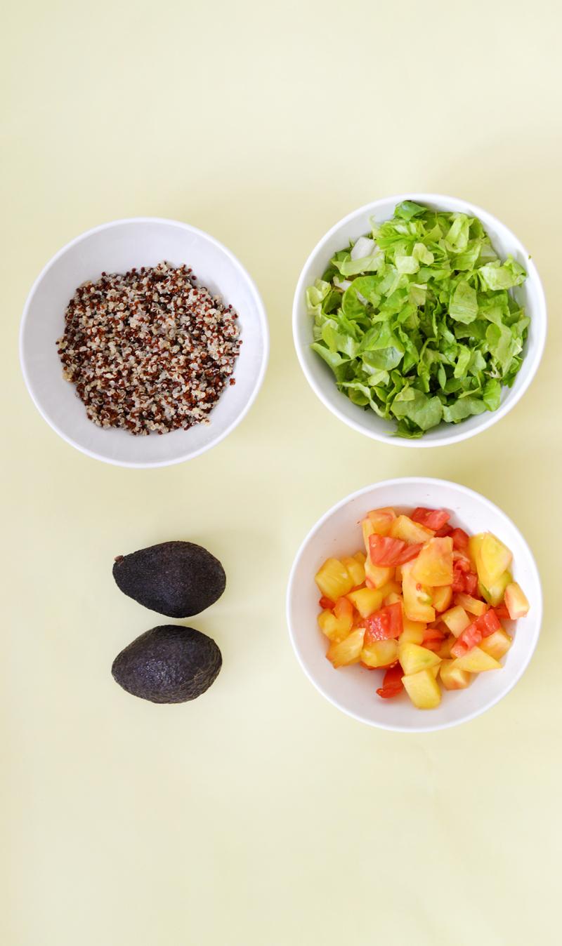 Une recette simplissime et pratique + la découverte des tartinades Superproducteur // Wraps vegan et sans gluten aux légumes