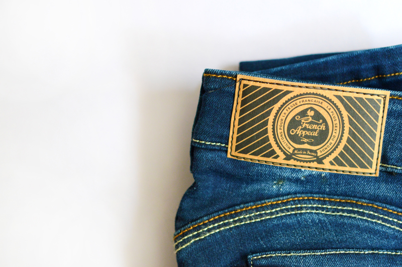 French Appeal, jeans made in France