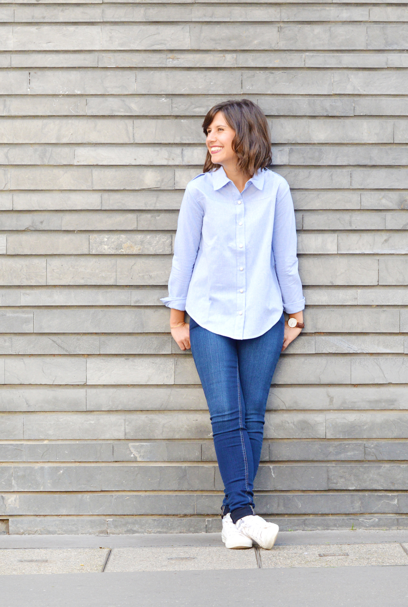 Sélection shopping éthique : Sweet and Sour x Dressing Responsable // Jean French Appeal, chemise Isae
