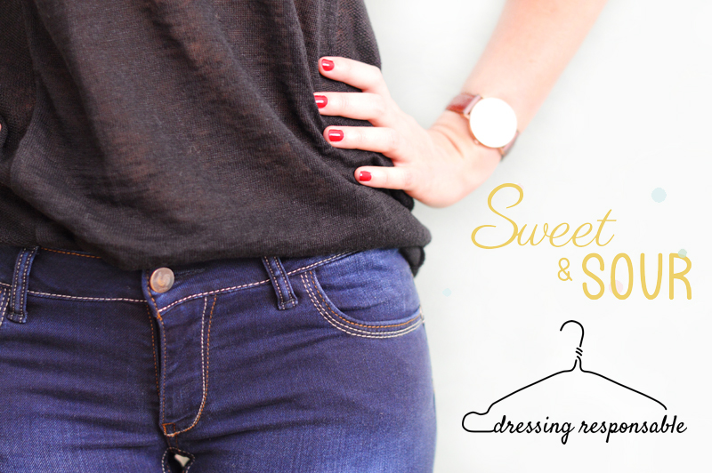 Sélection shopping éthique : Sweet and Sour x Dressing Responsable // Isae, French Appeal, JUSTE La Révolution Textile