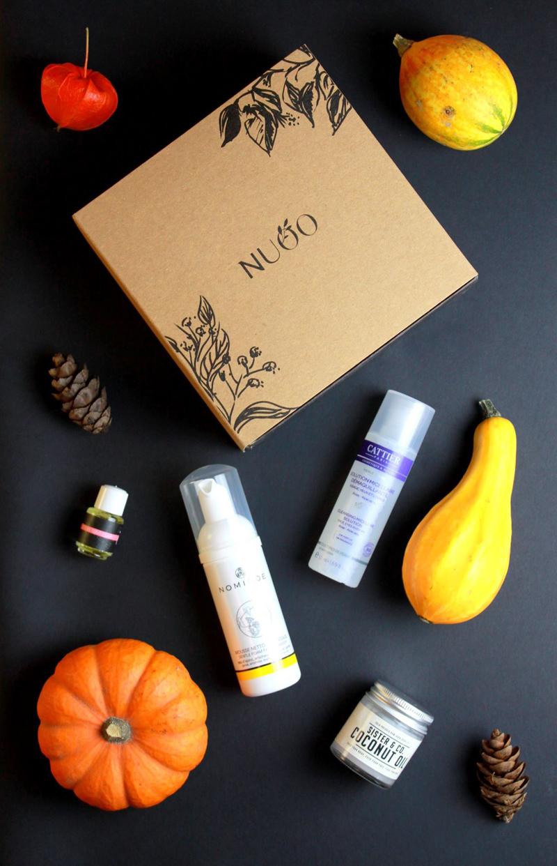 NUOO : La box beauté et l'e-shop dédiés exclusivement aux cosmétiques naturels du monde entier