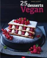 25 desserts vegan, Marie Laforêt de 100% Végétal