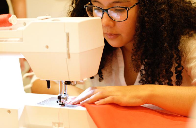 Atelier Charlotte Auzou : cours de couture à Paris