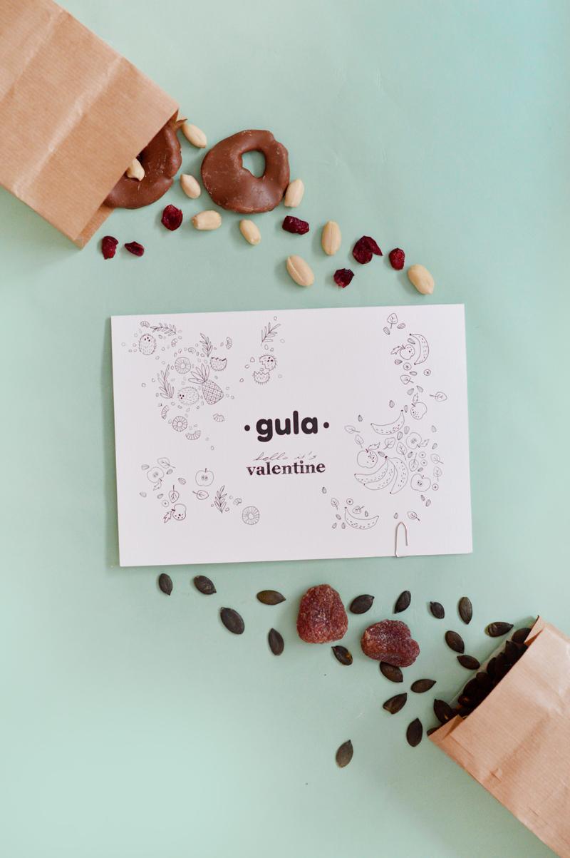 Idées snacks healthy : La Gula box // Une box d'encas pour goûter au meilleur de la nature sélectionné aux quatre coins du monde.