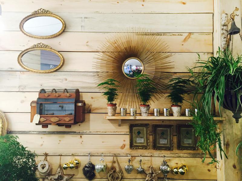 """Les mauvaises graines, Paris : son créateur est un """"plantiste urbain et jardinier rock"""" et dans son concept store, on trouve des plantes adaptées à l'environnement parisien pour végétaliser son balcon ou son salon. C'est un vrai cabinet de curiosités dépaysant et plein de magie : l'endroit idéal pour trouver un cadeau spécial !"""