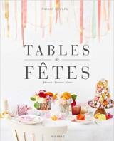 Tables de fête par Emilie Guelpa de Griottes