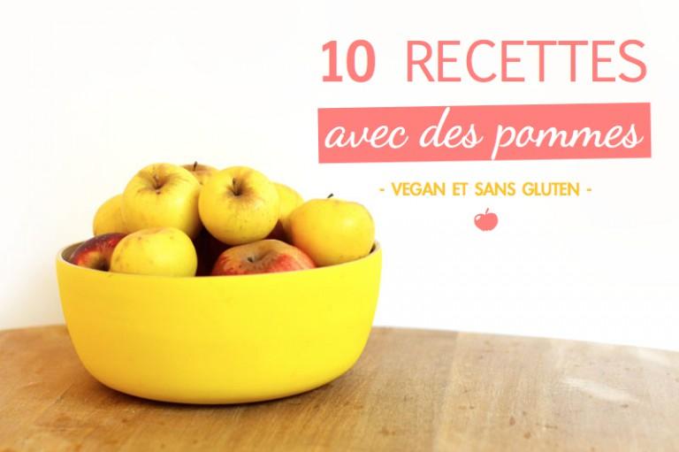 La pomme, c'est ma star de l'hiver ! Le choix en fruits est assez restreint en cette période de l'année, mais heureusement, j'adore cuisiner la pomme dans tous les sens. Elles offre tellement de possibilités qu'il est impossible de s'en lasser ! Et comme on dit : an apple a day keeps the doctor away ! Je suis allée fouiner sur mes blogs préférés et je me suis fait une to do list avec plein de recettes à base de pommes à tester en attendant les fruits d'été !