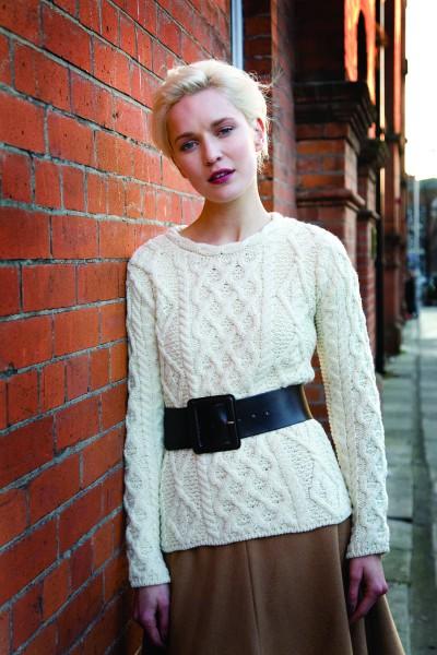 Le pull irlandais : pulls irlandais 100% laine fabriqués en Irlande