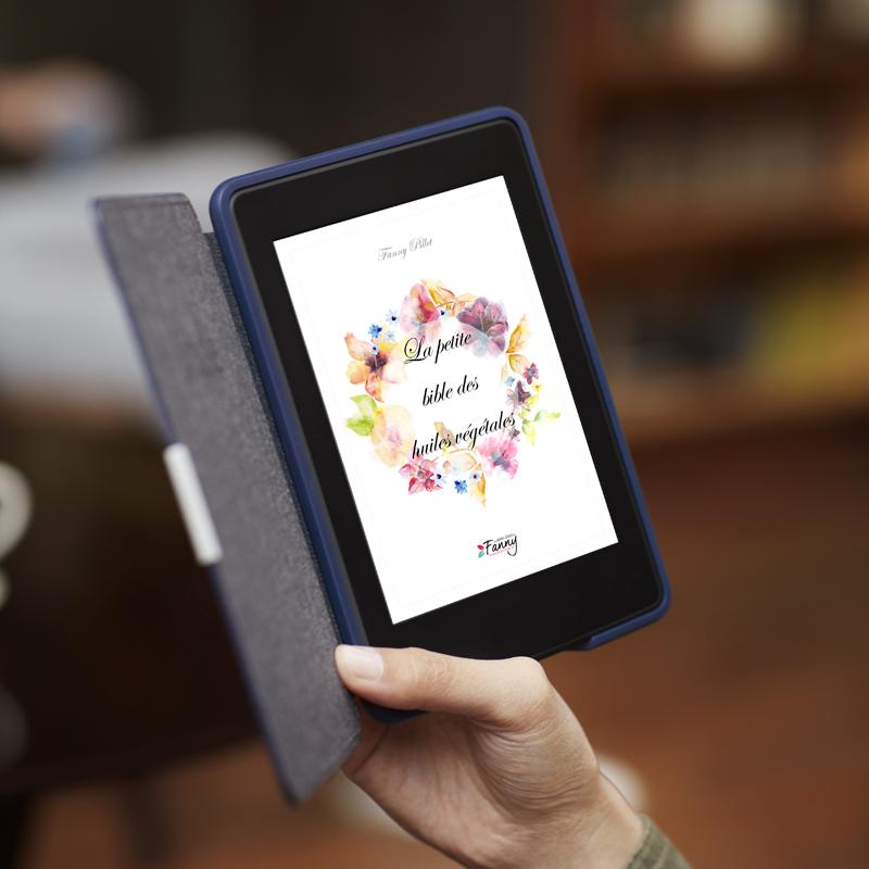 Ebook : la bible des huiles végétales