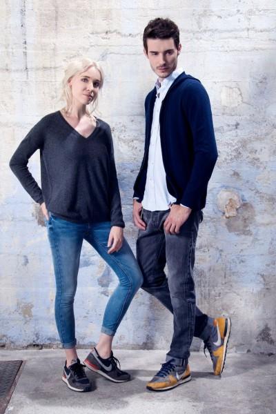 HIRCUS, la marque française de cachemire qui rend le haut de gamme accessible et dépoussière l'image du cachemire.