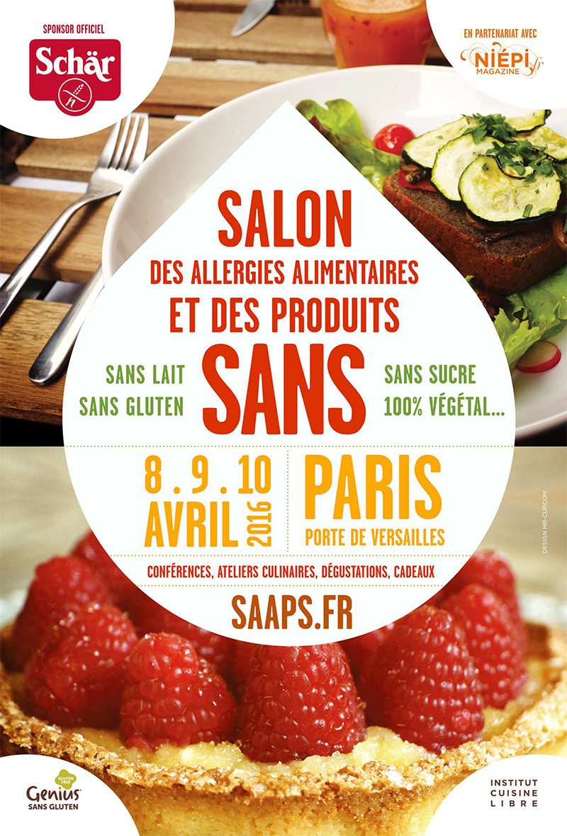 2 salons vegan friendly ne pas rater sweet sour for Salon vegan paris