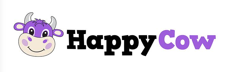 Happy Cow - restaurants et adresses vegan dans le monde entier