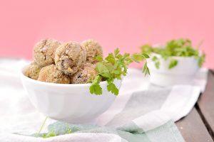Boulettes végétales express (sans gluten)