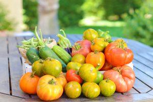 Curry de légumes d'été (vegan, sans gluten)