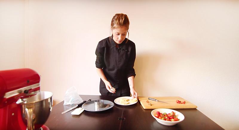 Dans les coulisses de VG Pâtisserie : interview de Bérénice Lecomte pour découvrir les secret de la 1ère pâtisserie végétale avec options sans gluten de Paris !