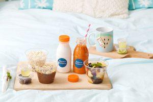 Alphonse & Madeleine : je me suis fait livrer un petit-déjeuner vegan et bio !